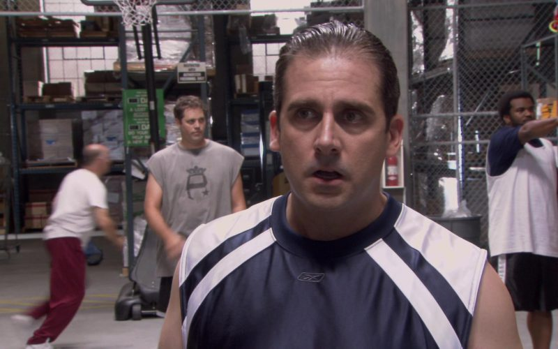 Reebok Jersey Worn by Steve Carell (Michael Scott) in The Office (3)