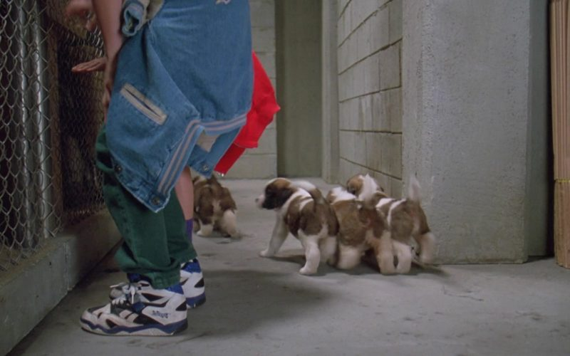 Reebok Sneakers Worn by Christopher Castile in Beethoven's 2nd (2)