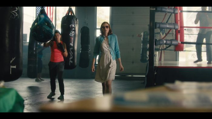 """Rival Heavy Bag in Jett - Season 1, Episode 2, """"Charles Junior"""" (2019) - TV Show Product Placement"""