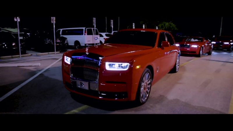 """Rolls-Royce Motor Cars in """"Proud Of You"""" by Gucci Mane (2019) - Official Music Video Product Placement"""