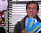Sandals Resorts International Tickets Held by Steve Carell (Michael Scott) in The Office (1)