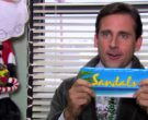 Sandals Resorts International Tickets Held by Steve Carell (Michael Scott) in The Office (3)
