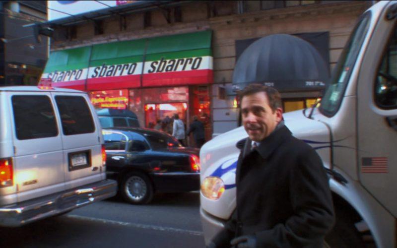 Sbarro Pizzeria in The Office
