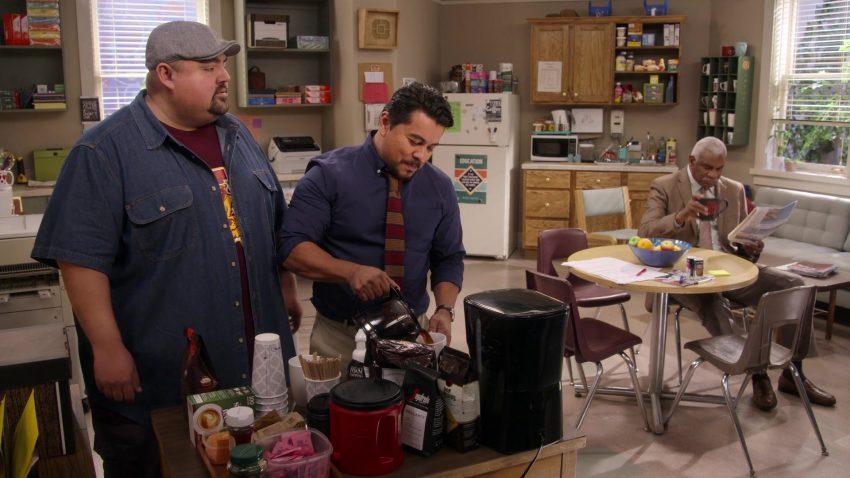 "Segafredo Coffee in Mr. Iglesias - Season 1, Episode 2, ""Summer School"" (2019) - TV Show Product Placement"