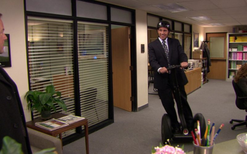 Segway Self Balancing Transporter Used by Steve Carell (Michael Scott) in The Office (1)