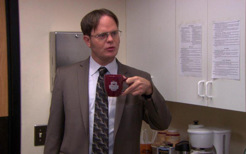 Sheetz Mug Used by Rainn Wilson (Dwight Schrute) in The Office (1)