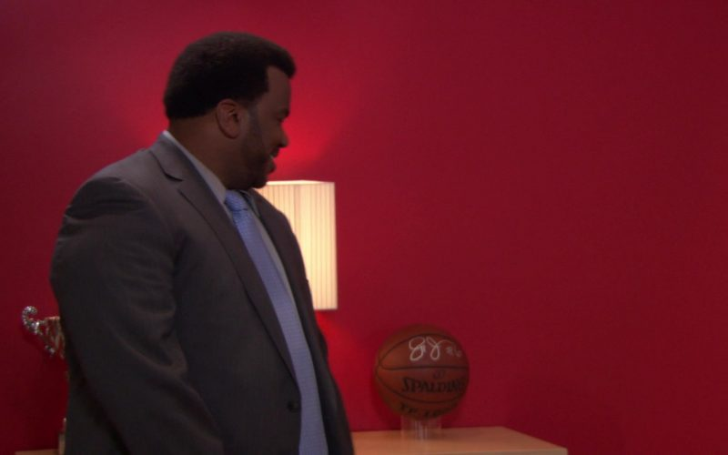 Spalding Basketball in The Office (2)