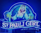 St. Pauli Girl Sign in The Office – Season 7, Episode 22, G...