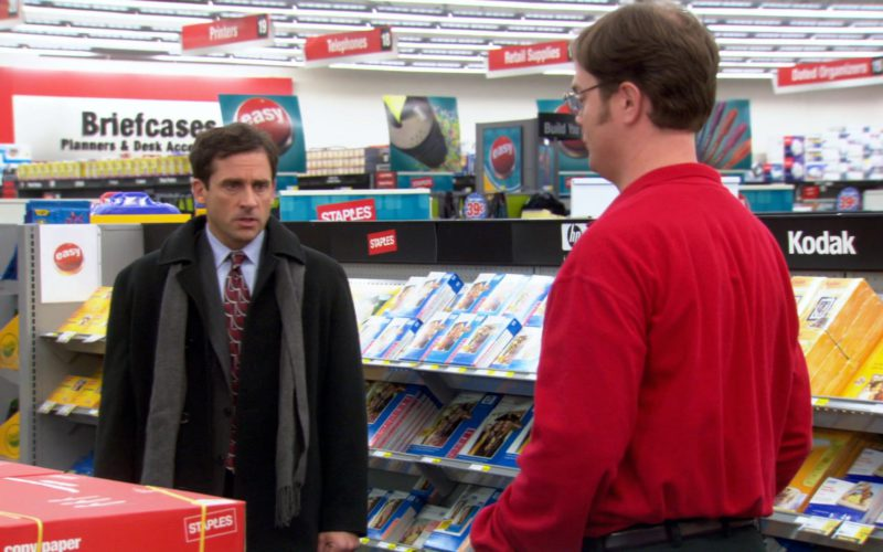 Staples Store in The Office – Season 3, Episode 15 (5)