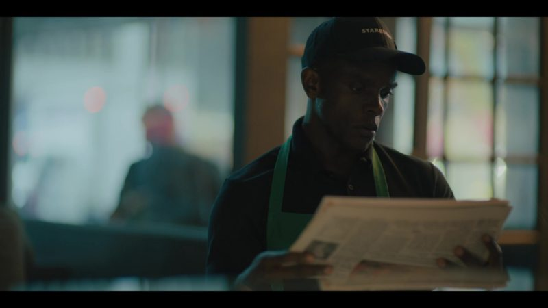 Starbucks Cap Worn by Chris Chalk in When They See Us - Season 1, Episode 4 (2019) - TV Show Product Placement