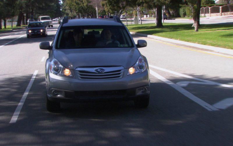 Subaru Car Used by John Krasinski (Jim Halpert) in The Office