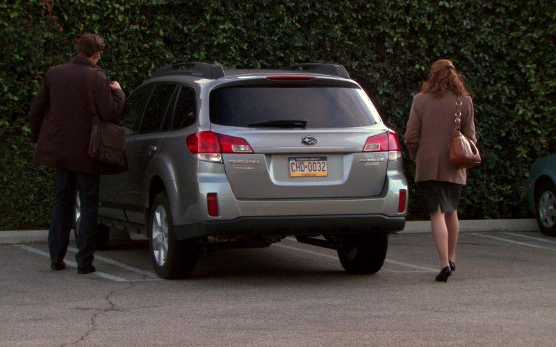 Subaru Outback Car Used by John Krasinski (Jim Halpert) & Jenna Fischer (Pam Beesly)