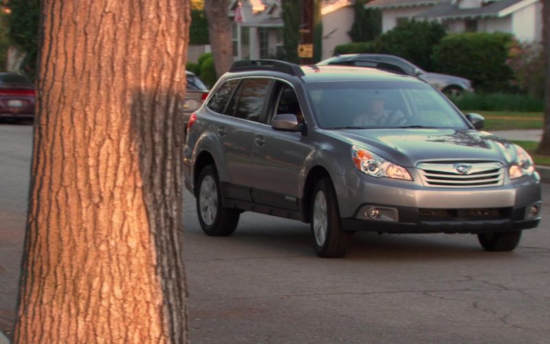 Subaru Outback Car Used by John Krasinski (Jim Halpert) & Jenna Fischer (Pam Beesly) in The Office (1)