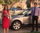 Subaru Outback Car Used by John Krasinski (Jim Halpert) & Jenna Fischer (Pam Beesly) in The Office (3)