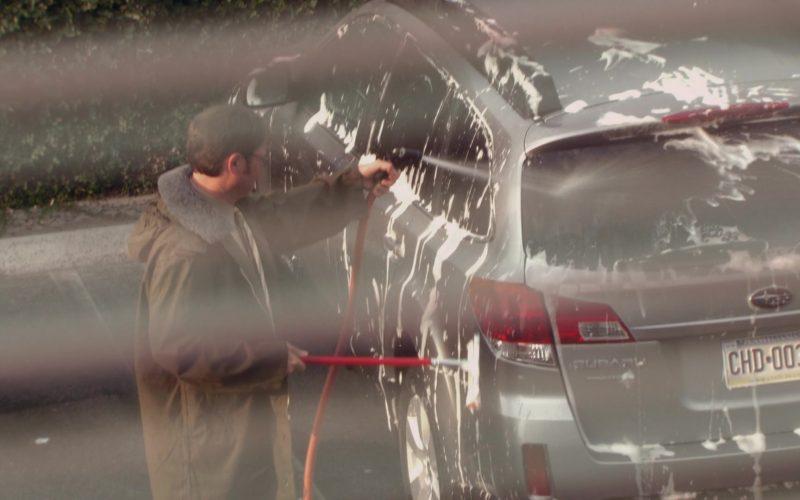 Subaru Outback Car Used by John Krasinski (Jim Halpert) in The Office – Season 6, Episode 7 (1)