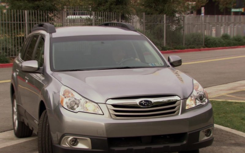 Subaru Outback Car in The Office (1)