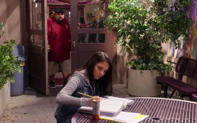 Sunshine Clementine Twist Drink Enjoyed by Cree Cicchino in Mr. Iglesias (1)