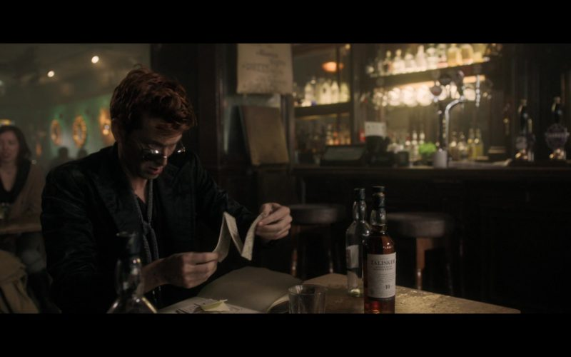 Talisker Whisky in Good Omens (4)