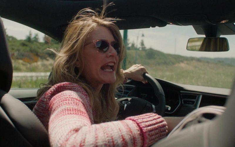 Tesla Models S Car Driven by Laura Dern in Big Little Lies (1)