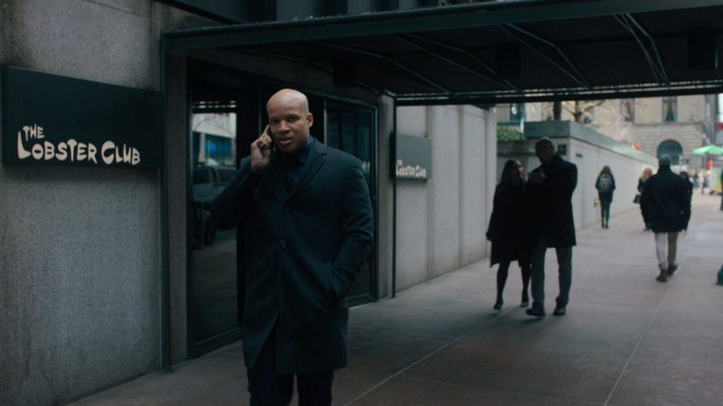 "The Lobster Club  Japanese Restaurant in Billions - Season 4, Episode 11, ""Lamster"" (2019) - TV Show Product Placement"