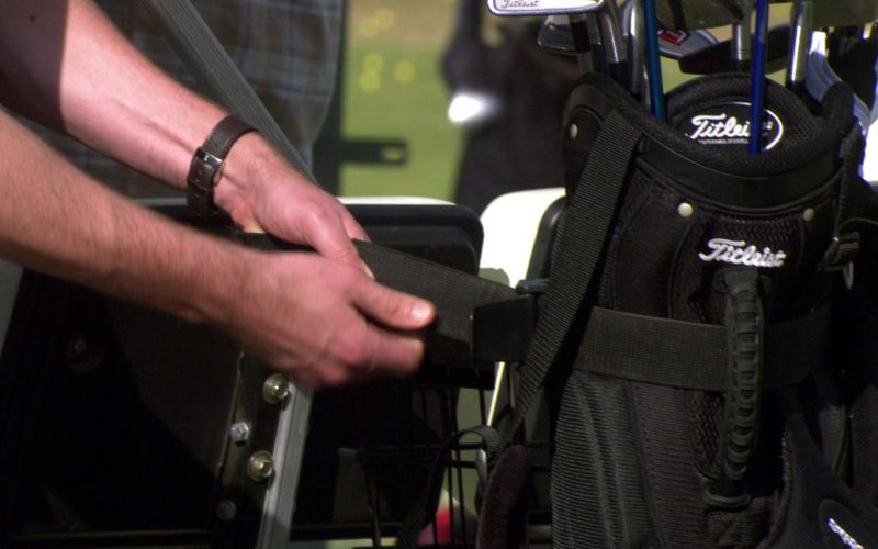 Titleist Golf Equipment Used by John Krasinski (Jim Halpert) in The Office (2)