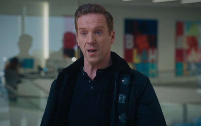 Tod's Jacket (T-Project) Worn by Damian Lewis (Bobby Axelrod) in Billions (5)
