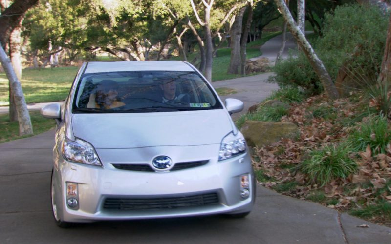 Toyota Prius Car Used by Ed Helms (Andy Bernard) in The Office (2)