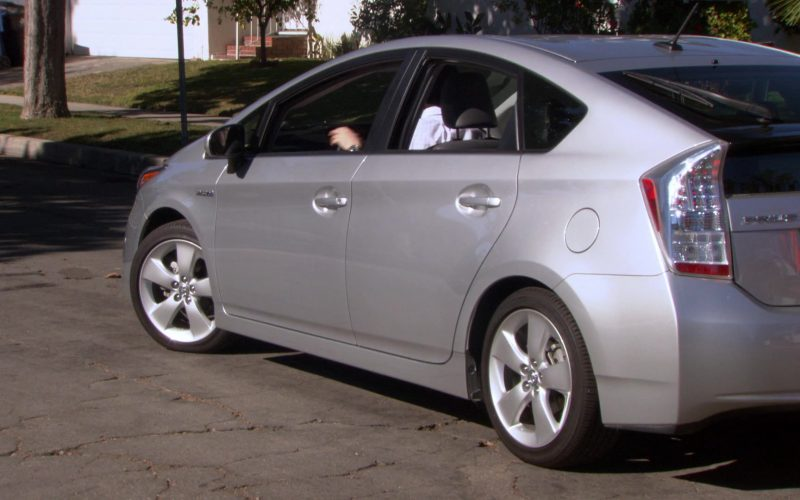 Toyota Prius Car Used by Ed Helms (Andy Bernard) in The Office (3)