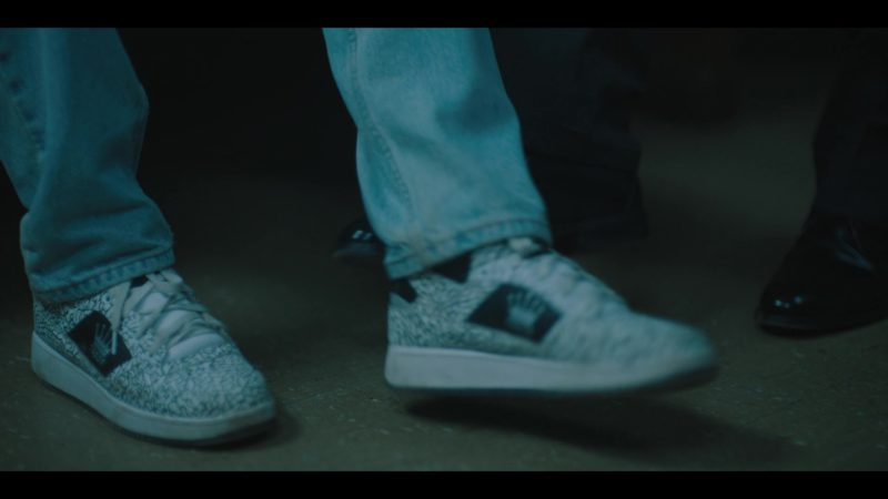 Troop Sneakers Worn by Jharrel Jerome in When They See Us - Season 1, Episode 1 (2019) TV Show Product Placement