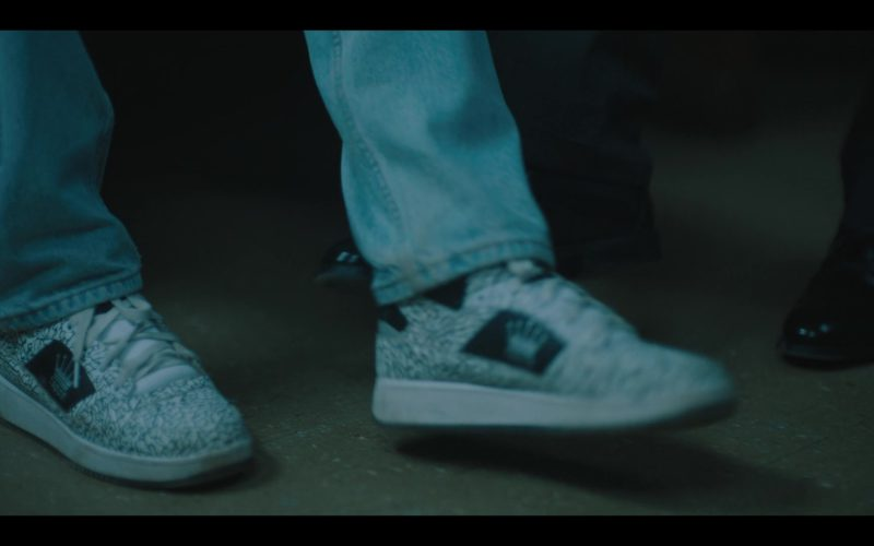 Troop Sneakers Worn by Jharrel Jerome in When They See Us (1)