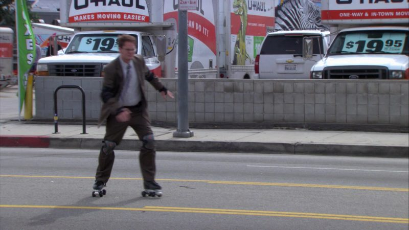 "U-Haul in The Office – Season 7, Episode 13, ""Ultimatum"" (2011) - TV Show Product Placement"