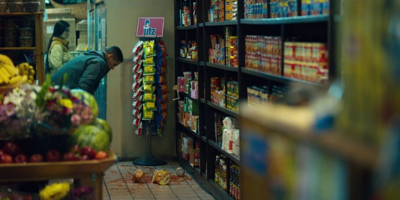 "UTZ Chips in Russian Doll - Season 1, Episode 1, ""Nothing in This World Is Easy"" (2019) - TV Show Product Placement"
