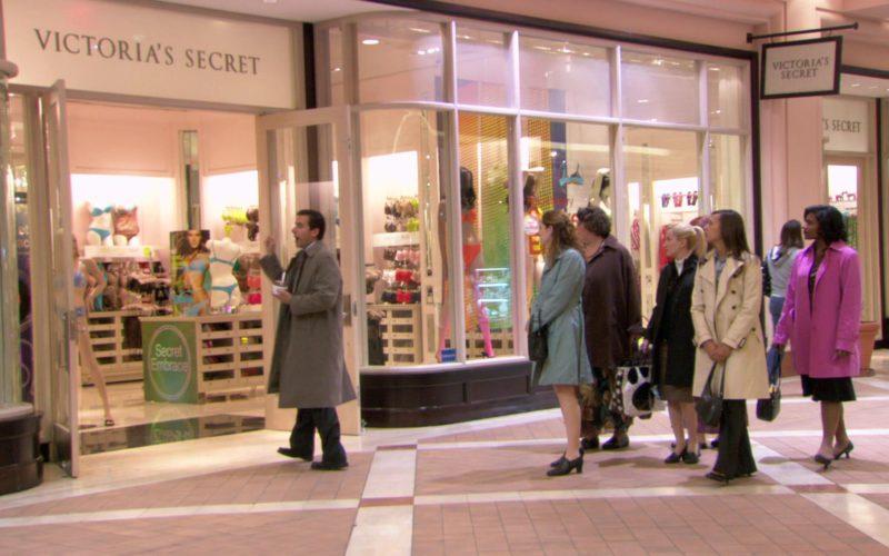 Victoria's Secret Store in The Office – Season 3, Episode 22 (2)