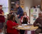 Virco Chair in Mr. Iglesias - Season 1, Episode 5, Everybod...