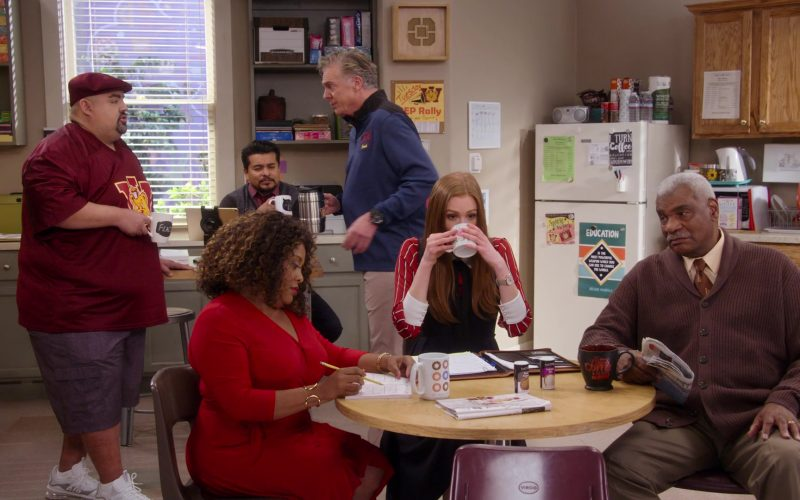Virco Chair in Mr. Iglesias – Season 1, Episode 5 (1)
