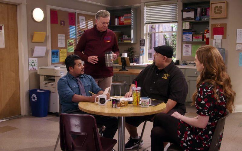 Virco Chairs in Mr. Iglesias – Season 1, Episode 10 (1)