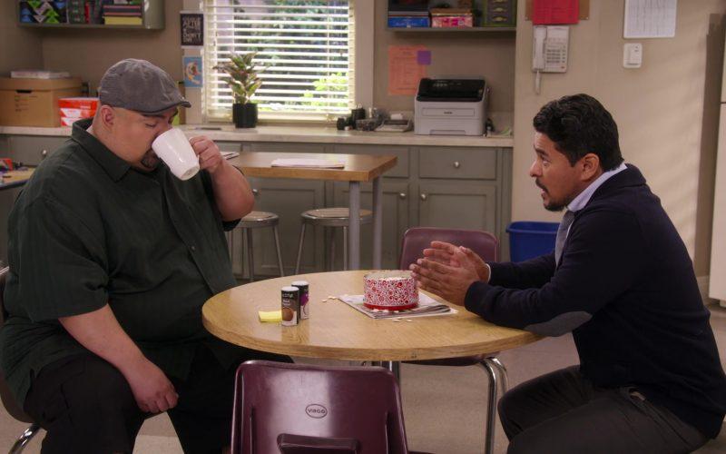 Virco Chairs in Mr. Iglesias – Season 1, Episode 4