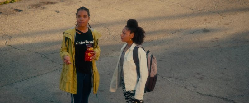 Vitner's Snack in Beats (2019) - Movie Product Placement