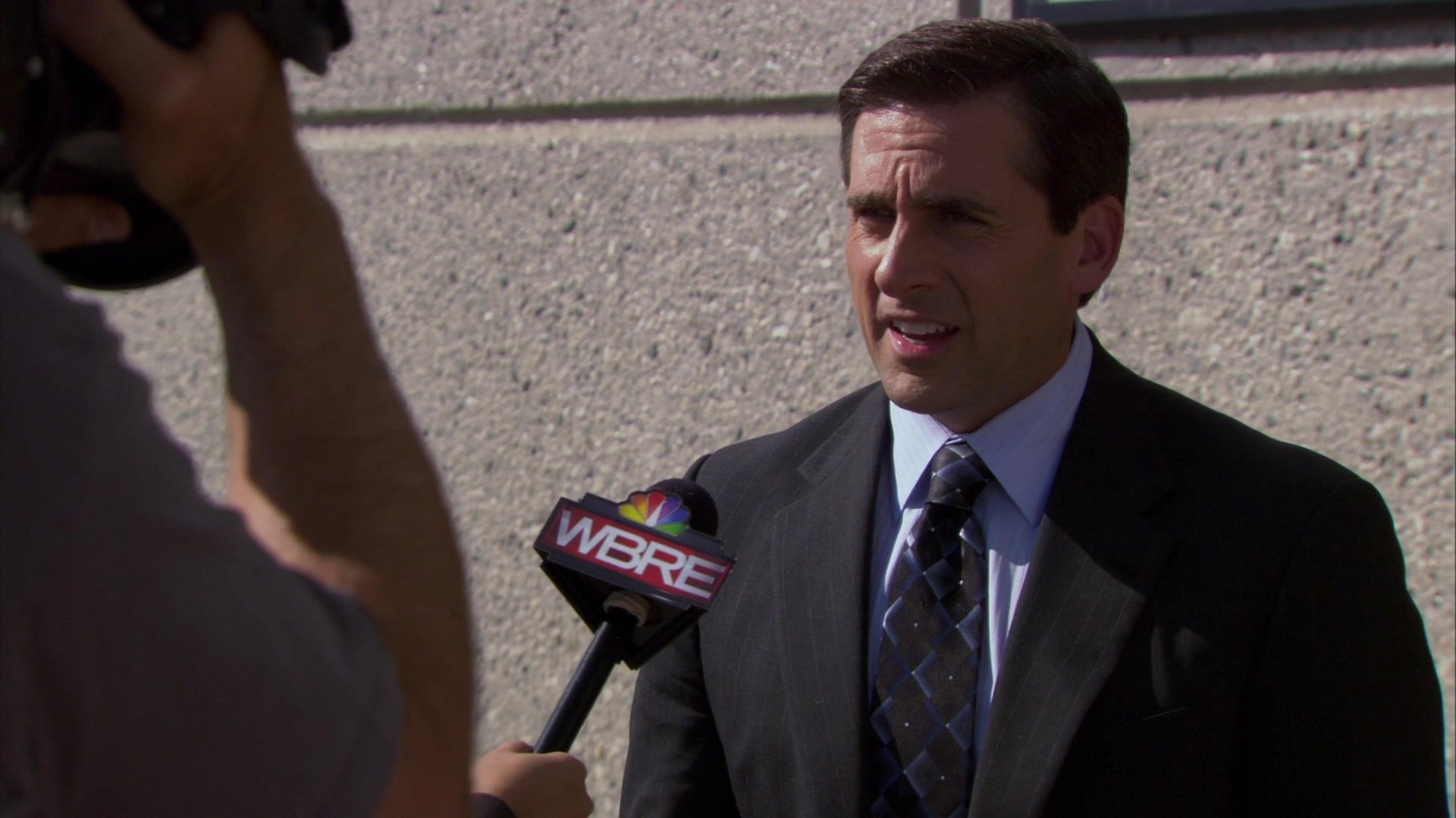 Wbre Tv Channel Starring Steve Carell Michael Scott In