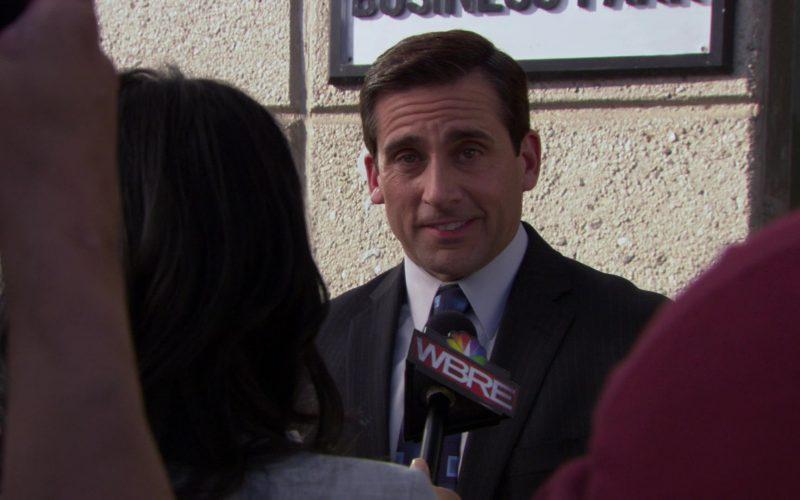 WBRE-TV Channel (Starring Steve Carell (Michael Scott)) in The Office (2)