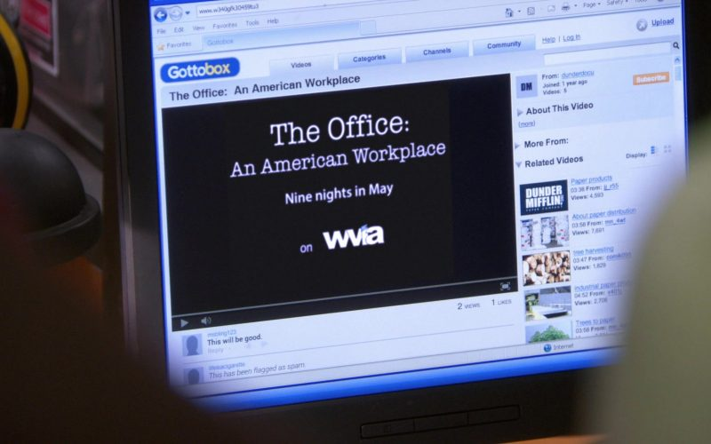 WVIA in The Office – Season 9, Episode 18, Promos (1)