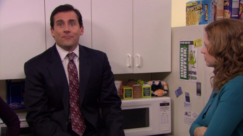 "Wegmans Popcorn in The Office – Season 5, Episode 21, ""Two Weeks"" (2009) - TV Show Product Placement"