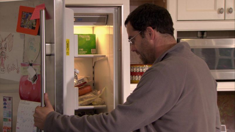 """Wegmans in The Office – Season 6, Episode 15, """"Sabre"""" (2010) - TV Show Product Placement"""
