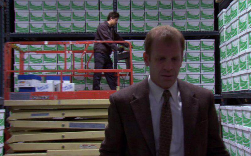 Weyerhaeuser Storage Boxes Used by Paul Lieberstein (Toby Flenderson) in The Office (5)