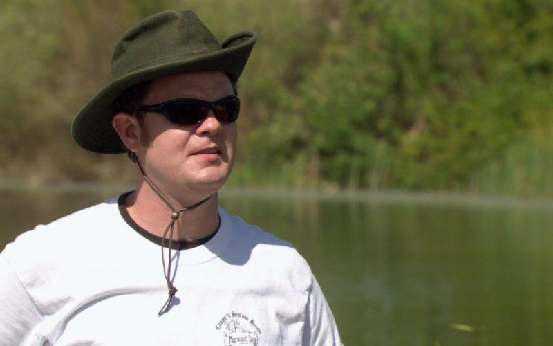 Wiley X Sunglasses Worn by Rainn Wilson (Dwight Schrute) in The Office – Season 3, Episode 23 (4)