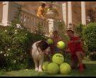 Wilson Big Tennis Balls in Beethoven's 4th (1)