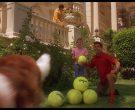 Wilson Big Tennis Balls in Beethoven's 4th (2)