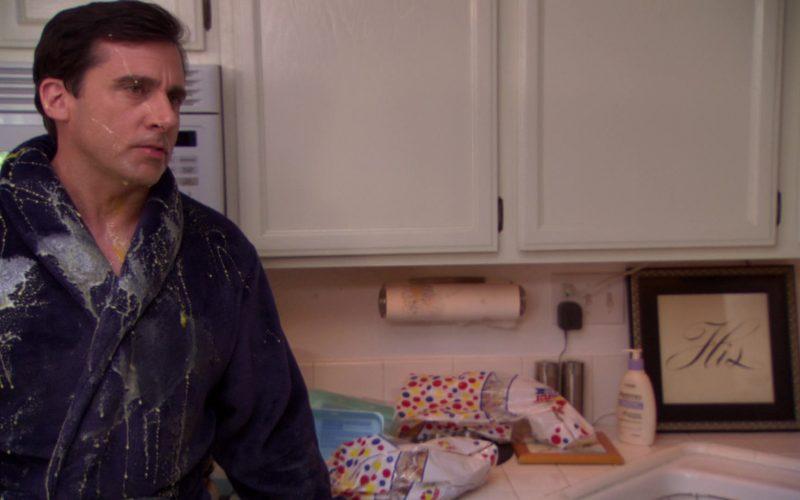 Wonder Bread Enjoyed by Steve Carell (Michael Scott) in The Office (3)