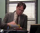 Wooly Willy Used by Rainn Wilson (Dwight Schrute) in The Office (1)
