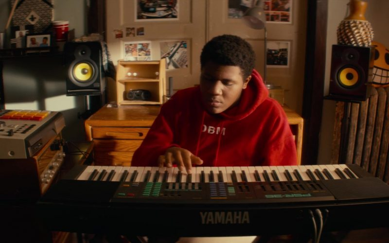 Yamaha Digital Piano Used by Khalil Everage in Beats